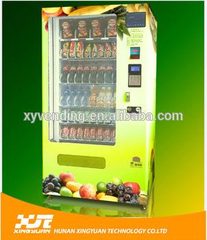 New Type Vending Machine Snack/Bottled Water Vending Machine
