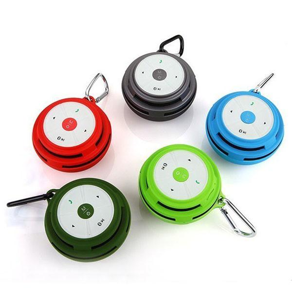 Outdoor Bluetooth Speaker with Super Bass Sound (BTS200)