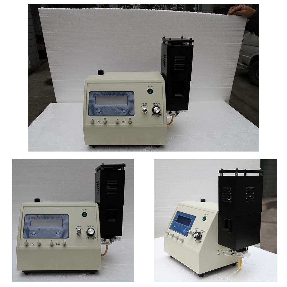 Gd-6450 Dental Clinic Laboratory Digital Flame Photometer for K, Na, Li, Ca, Ba Elements Testing