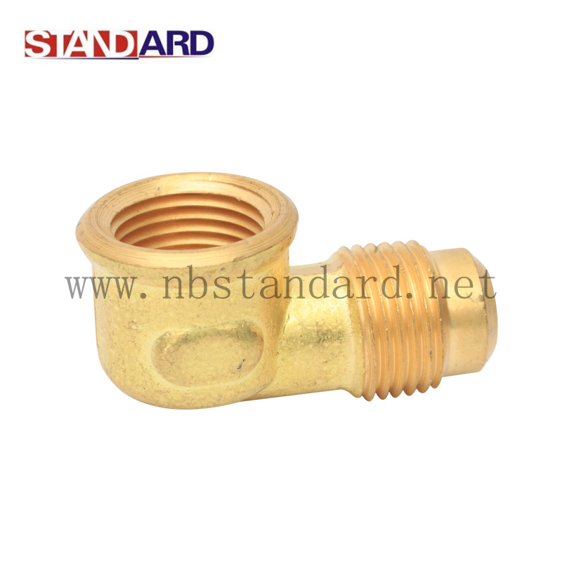 Gas Nut Fitting NPT Thread