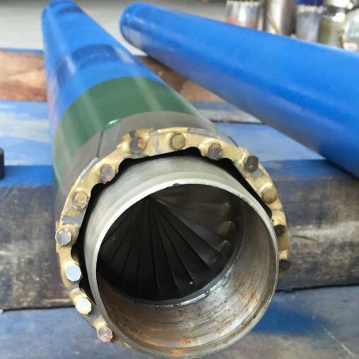 Triple Tube Core Barrel Retractable M101 Mazier Core Barrel