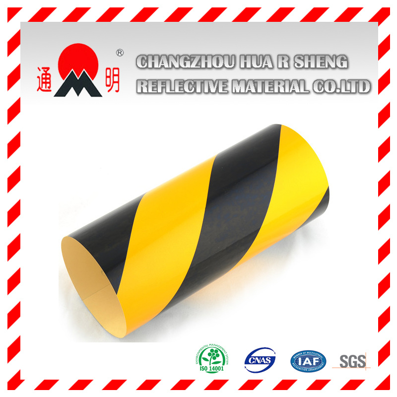 Acrylic Yellow Advertisement Grade Reflective Material (TM3200)
