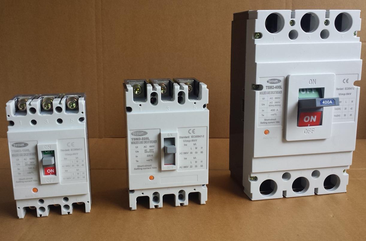 Moulded Case Circuit Breaker MCCB