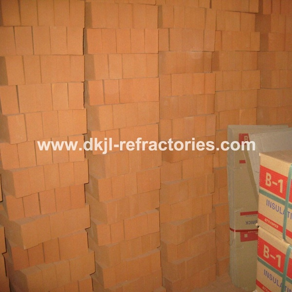 Diatomite Insulating Brick B1 for Industrial Furnace Insulation