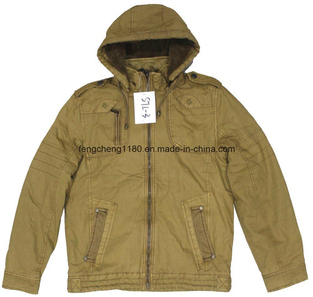 Men Spring/Autumn Cotton Washing Jacket