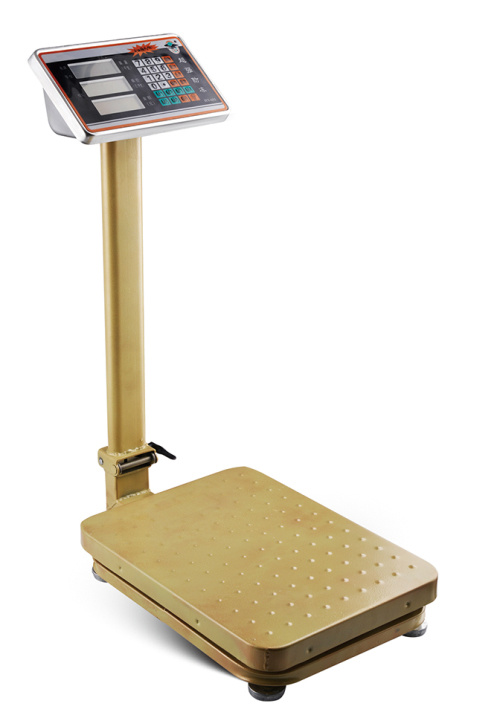Foldable Electronic Platform Scale