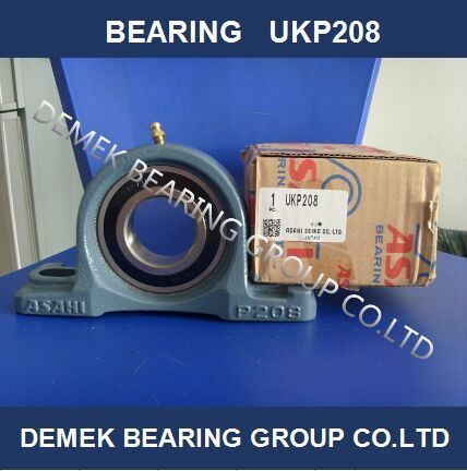 Asahi Pillow Block Bearing Ukp208 Made in Japan