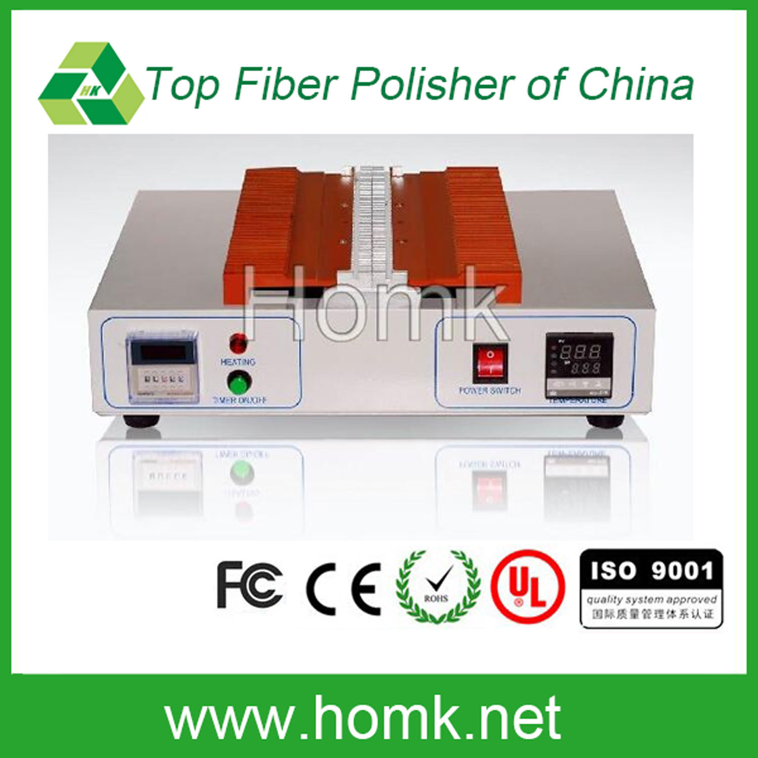 Fiber Optic Connector Curing Oven