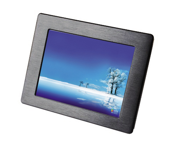 "8.4"" Industrial Flat Panel LCD Monitor"