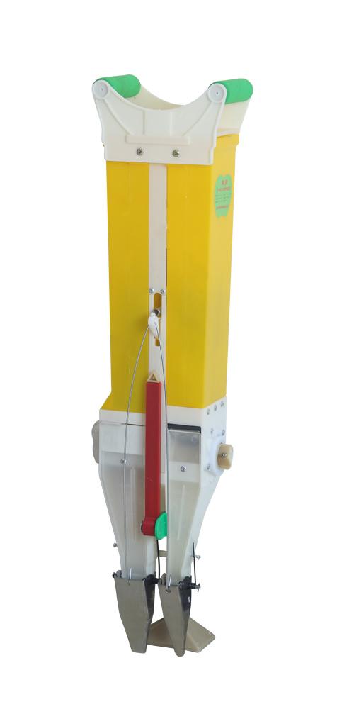 Double Barrel Potable Auto Seeder