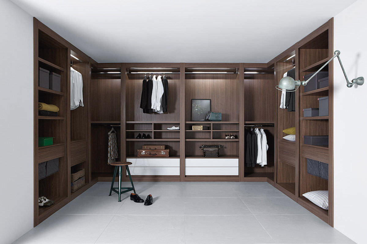 2015 Hot Sale Dressing Room Wardrobe