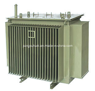 Corrugated Rectangular Tanks of Distribution Transformer