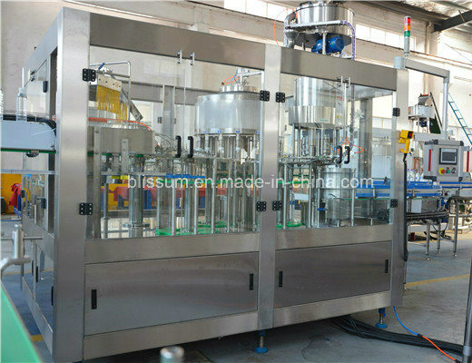 Full Automatic High Speed Mineral Water Bottle Filling Machine