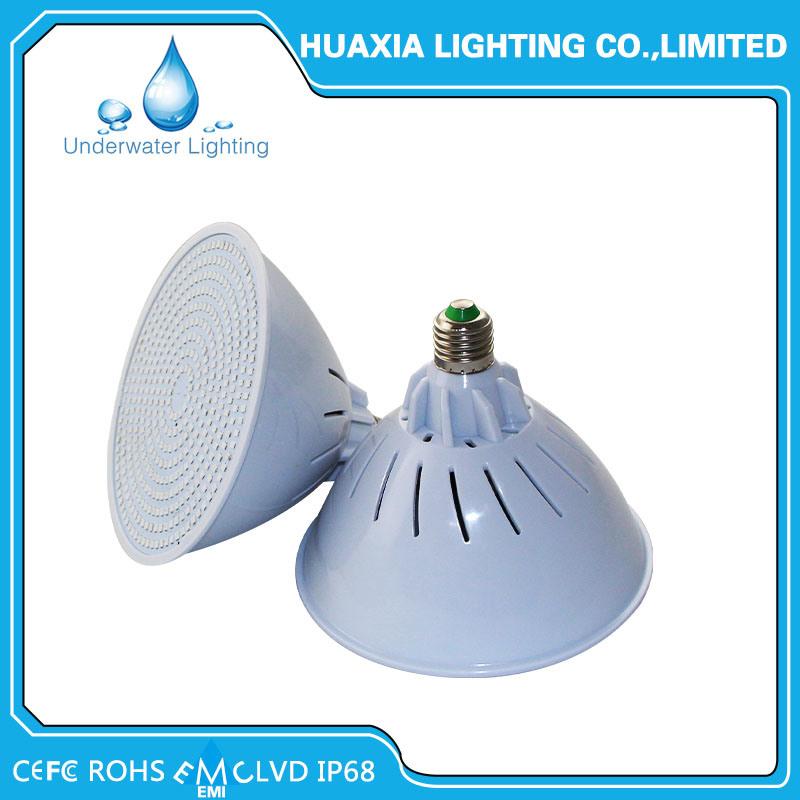 RGB E27 PAR56 LED Swimming Pool Lights Bulb AC12V PAR56 LED Swimming Pool Light