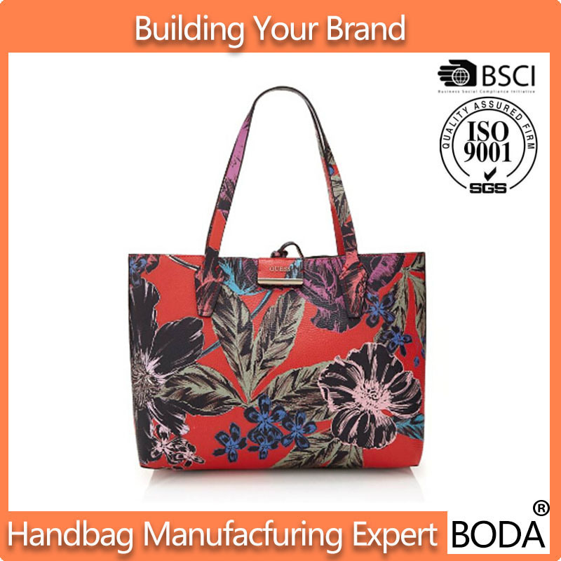 Replica High Quality Double Sides Designer Handbag with Pouch (BDX-171120)