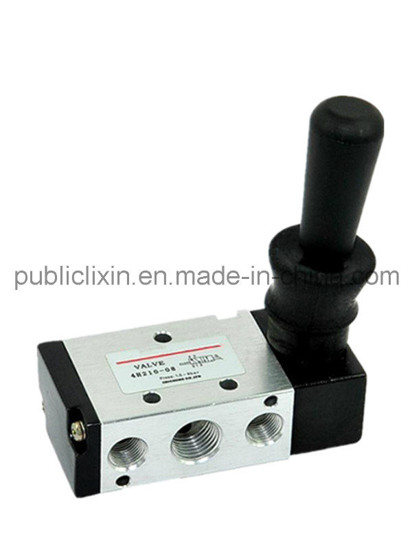 Airtac Type High Quality 4h310-10 Pneumatic Hand Valve
