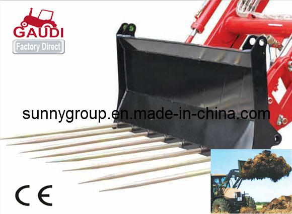 Manure Forks for Front End Loader