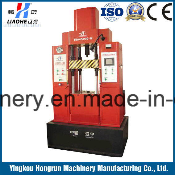 CNC Hydraulic Double-Action Deep Drawing Machine