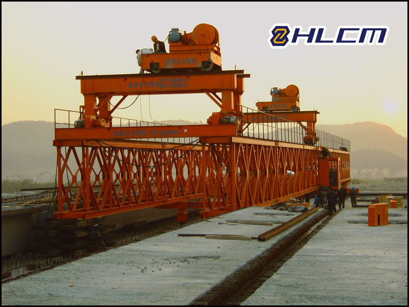 Launching Gantry with SGS (HLCM-18)