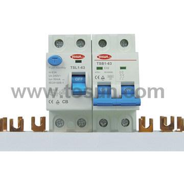 Patented Miniature Circuit Breaker with CB TUV CE Certificate