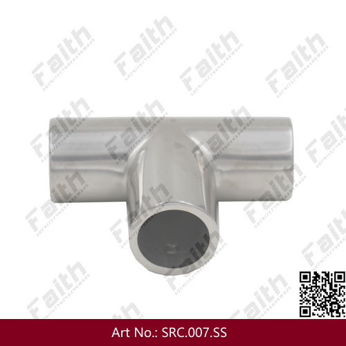 Die Casting Stainless Steel Tube Connector (SRC. 007. SS)