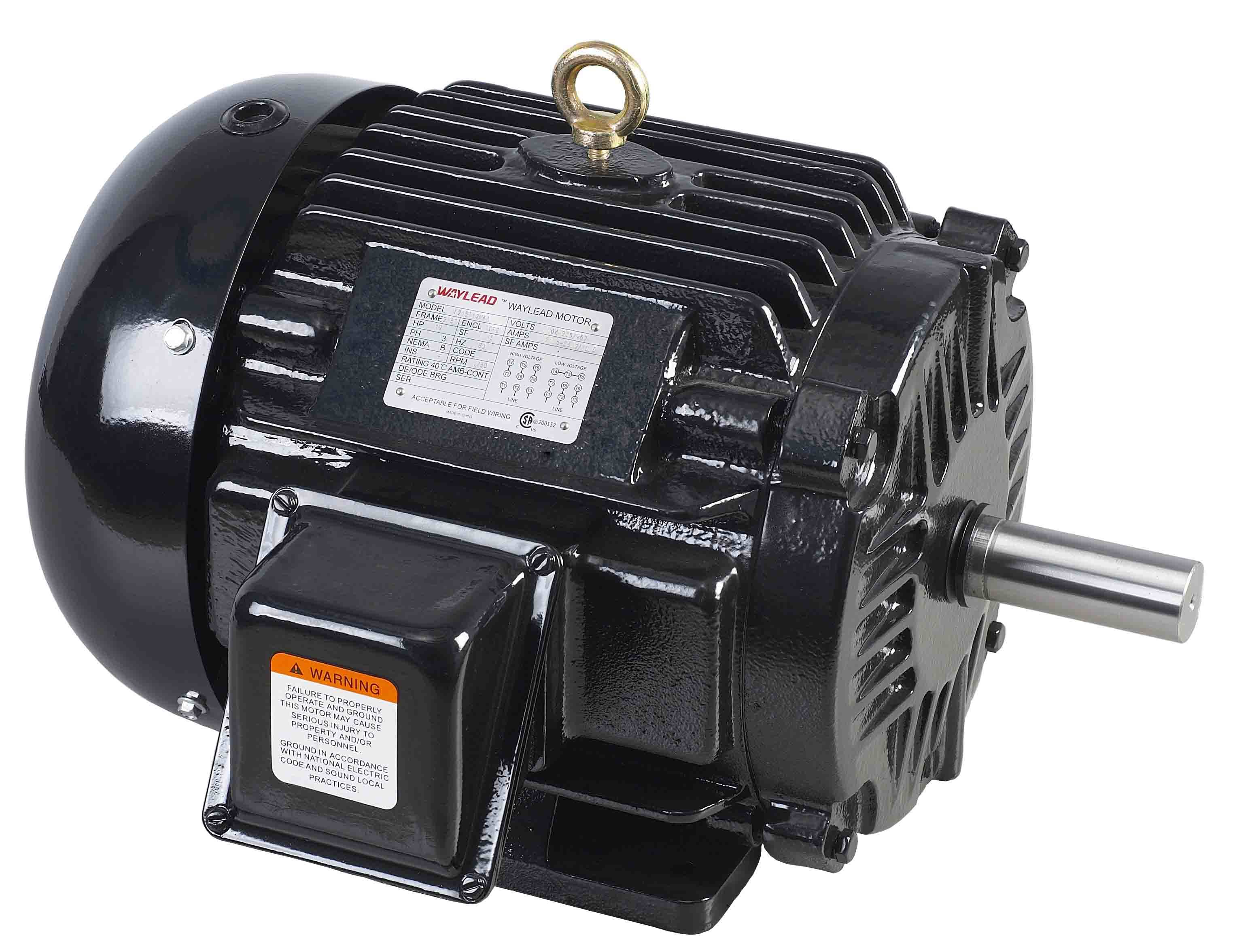China Nema Premium Efficiency Ac Electrical Motor Photos