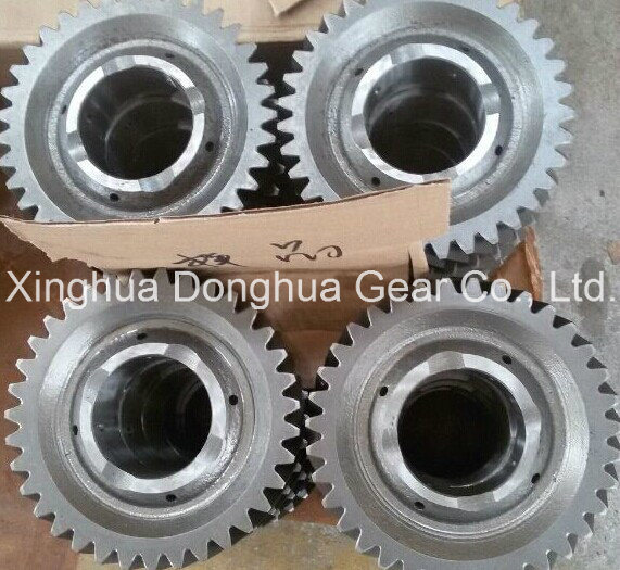 OEM Custom Brass Pinion Gear, Small Spur Gear