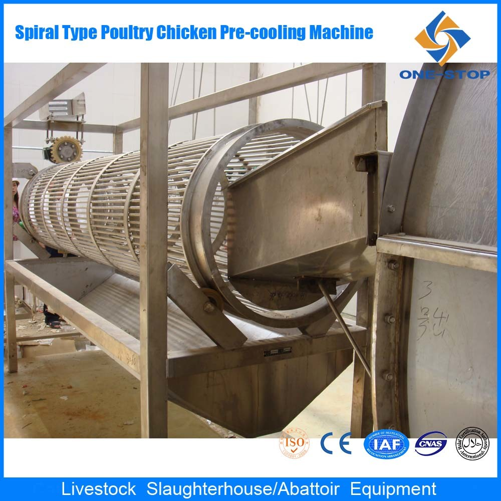 Poultry Slaughterhouse Equipment Chicken Slaughter Equipment