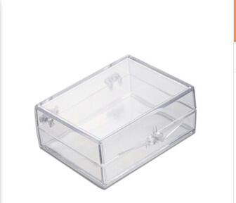 Dental Packaging Box with Hinged Style
