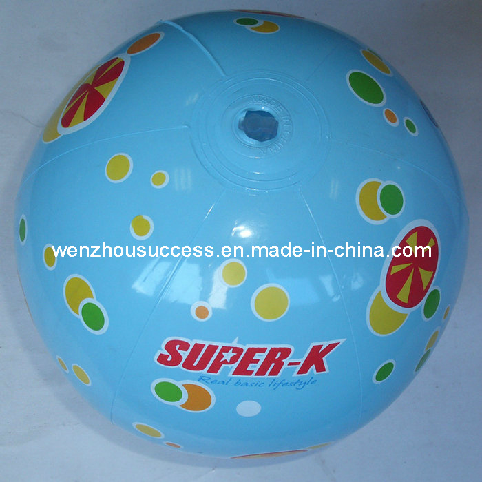 PVC Inflatable Beach Ball for Adverstising