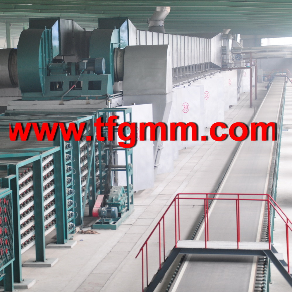 Gypsum Board Drywall Production Line TF