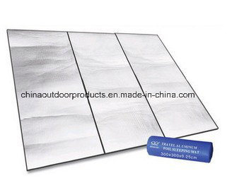 Aluminum Foil Camping Mat for Tent (etc001)