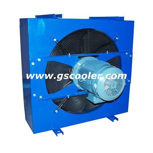 AC Motor Drive Oil Cooler for Engineering Vehicles (H1400)