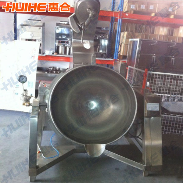 High Speed Planetary Mixer for Food