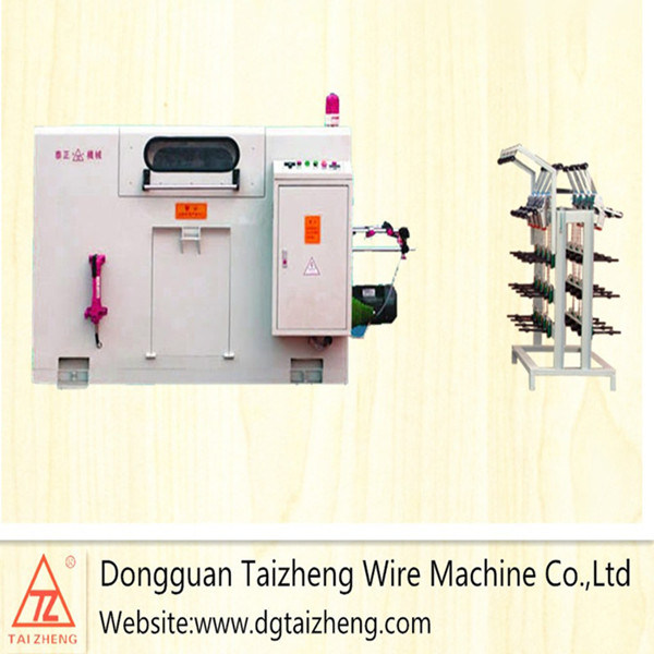 Flexible Litz Wire Stranding Machine