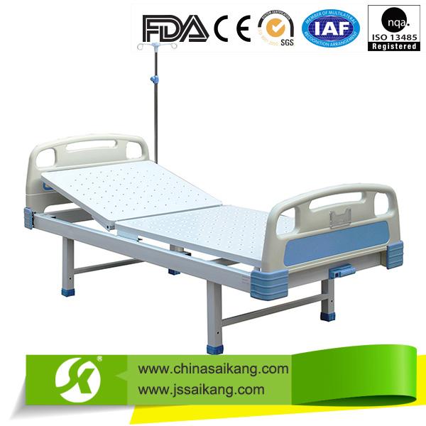 Single Crank Hospital Manual Bed and Furniture (CE/FDA/ISO)