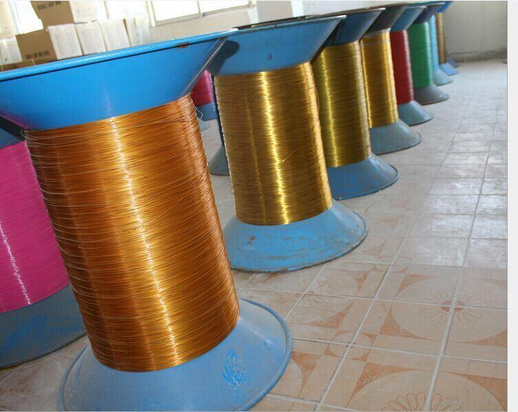 Metal Nylon Coated Wire