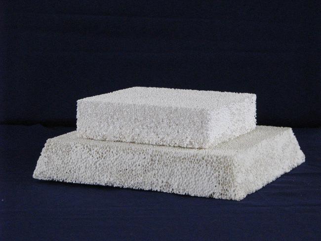 Alumina Foam Ceramic Filter for Foundry/Iron Casting/Molten Metal/ Alloy