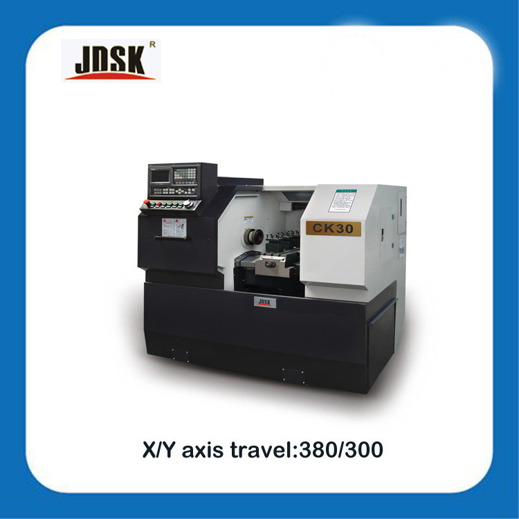 Jdsk Ck30/Ck6130 CNC Lathe Automatic Lathe Machine CNC Turning Machine