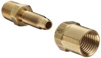 Brass Reusable Fitting