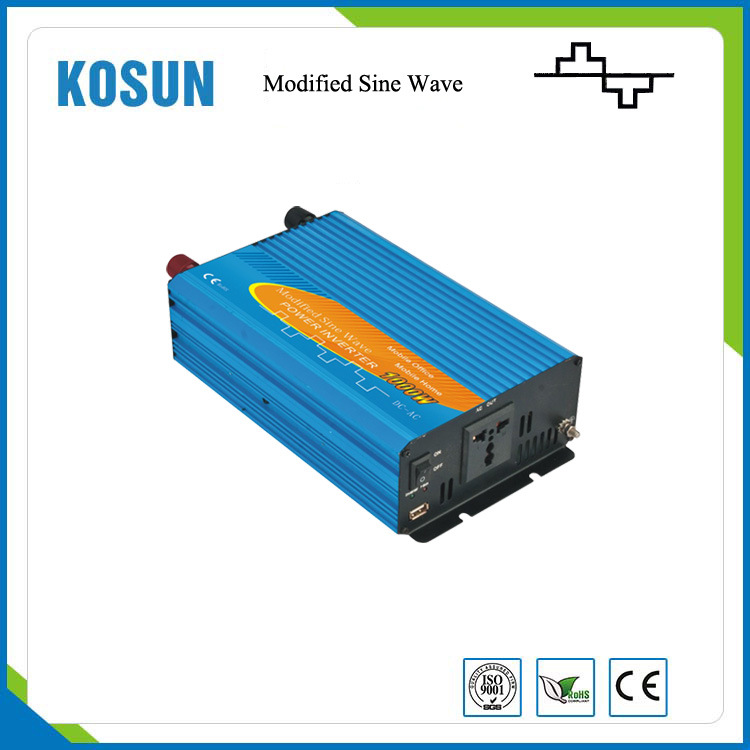 1000W Modified Sine Wave Inverter DC to AC Inverter