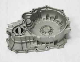 Agricultural Machinery Clay Sand Csting Harvester Gearbox Housing