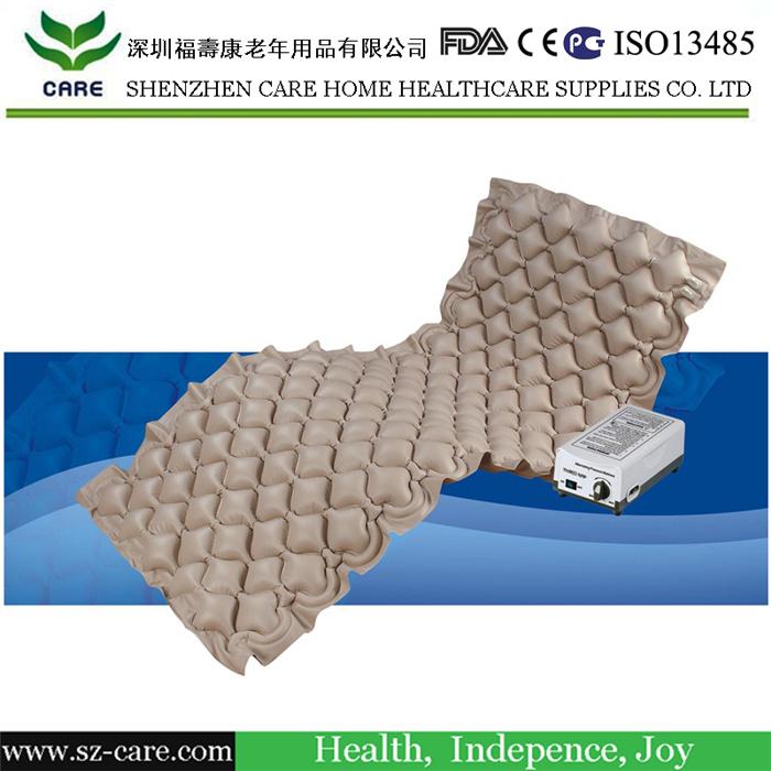 china alternating pressure hospital bed mattress air pad & pump