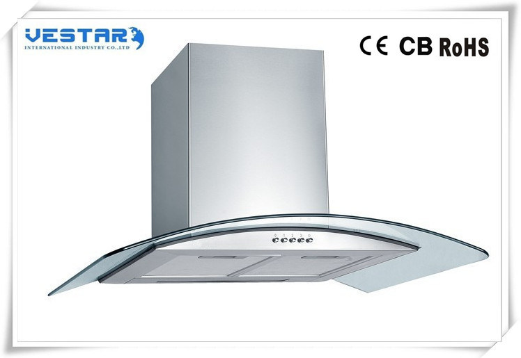 China Kitchen Use Electronics Range Hood for Sale