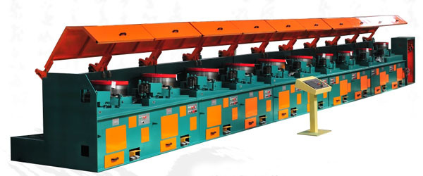 Straight Line Wire Drawing Machines (LZ-6/800)