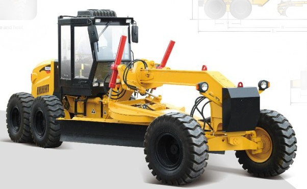 Xg3165c High Quality Motor Grader