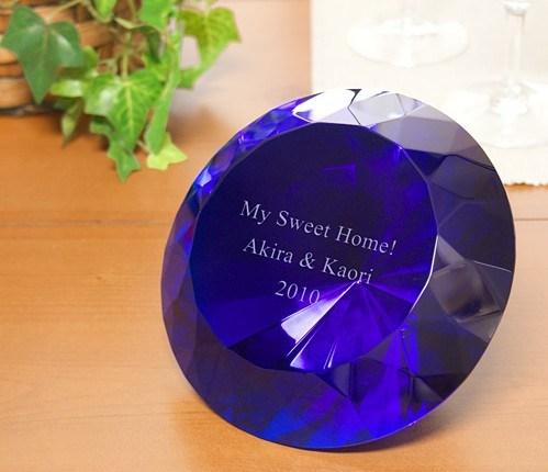 Crystal Diamond Wedding Gifts Wedding Decoration