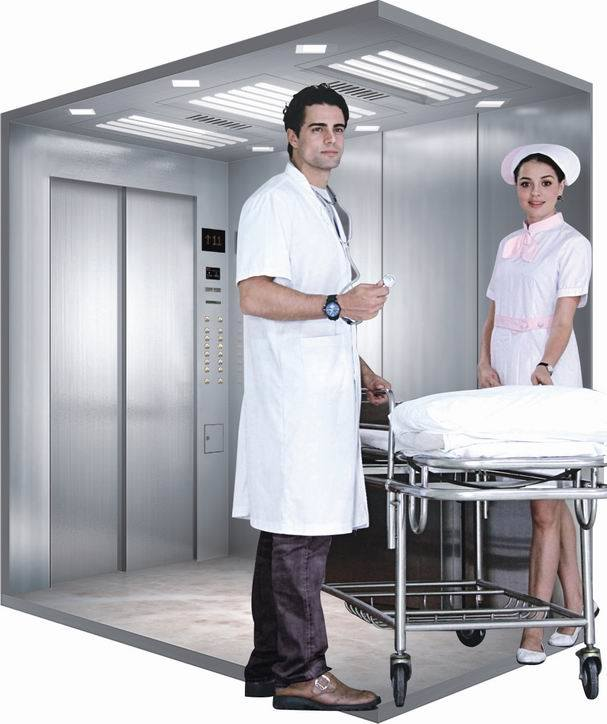Ife Hospital Bed Elevator (ACAR02)