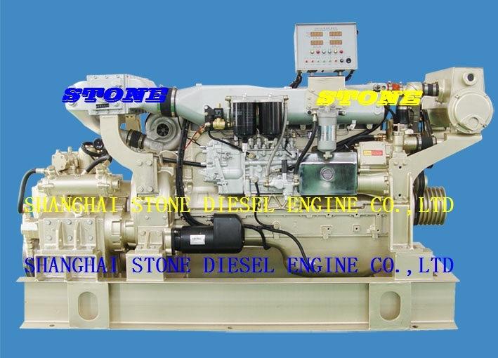 Steyr Marine Engine (WD615)