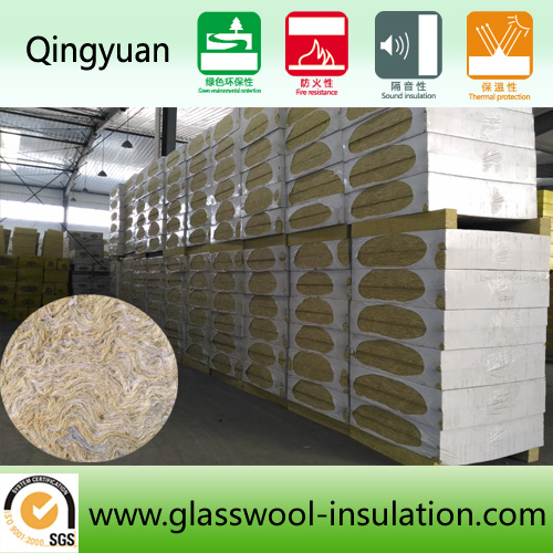 Themal Insulation Rockwool Board for Building Material (1200*600*80)